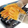Zaštitne rukavice Harrier žute
