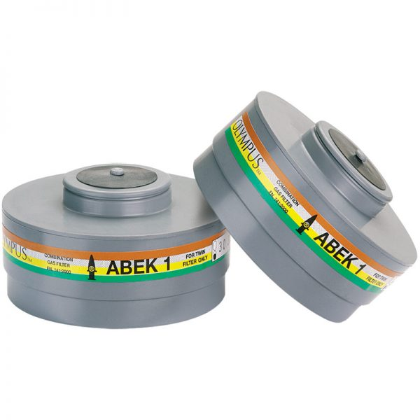 Midimask ABEK1 filter PAR