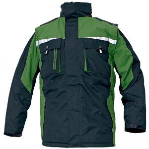 Allyn zimska jakna 2 u 1