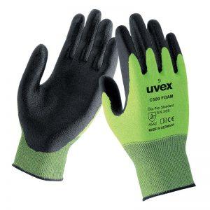 uvex C500 foam